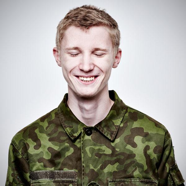 Mihkel, student