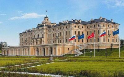 Putin S Palaces The Life Of A Galley Slave