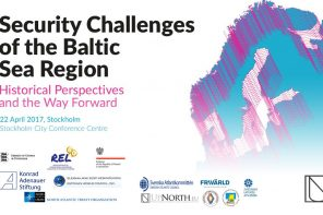 Security Challenges of the Baltic Sea Region: LIVE STREAM