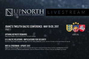 Joint Baltic American National Committee 2017 Conference Live Stream From Washington D.C.