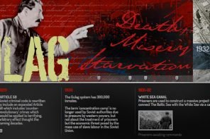 The Soviet Gulag: An Interactive Timeline