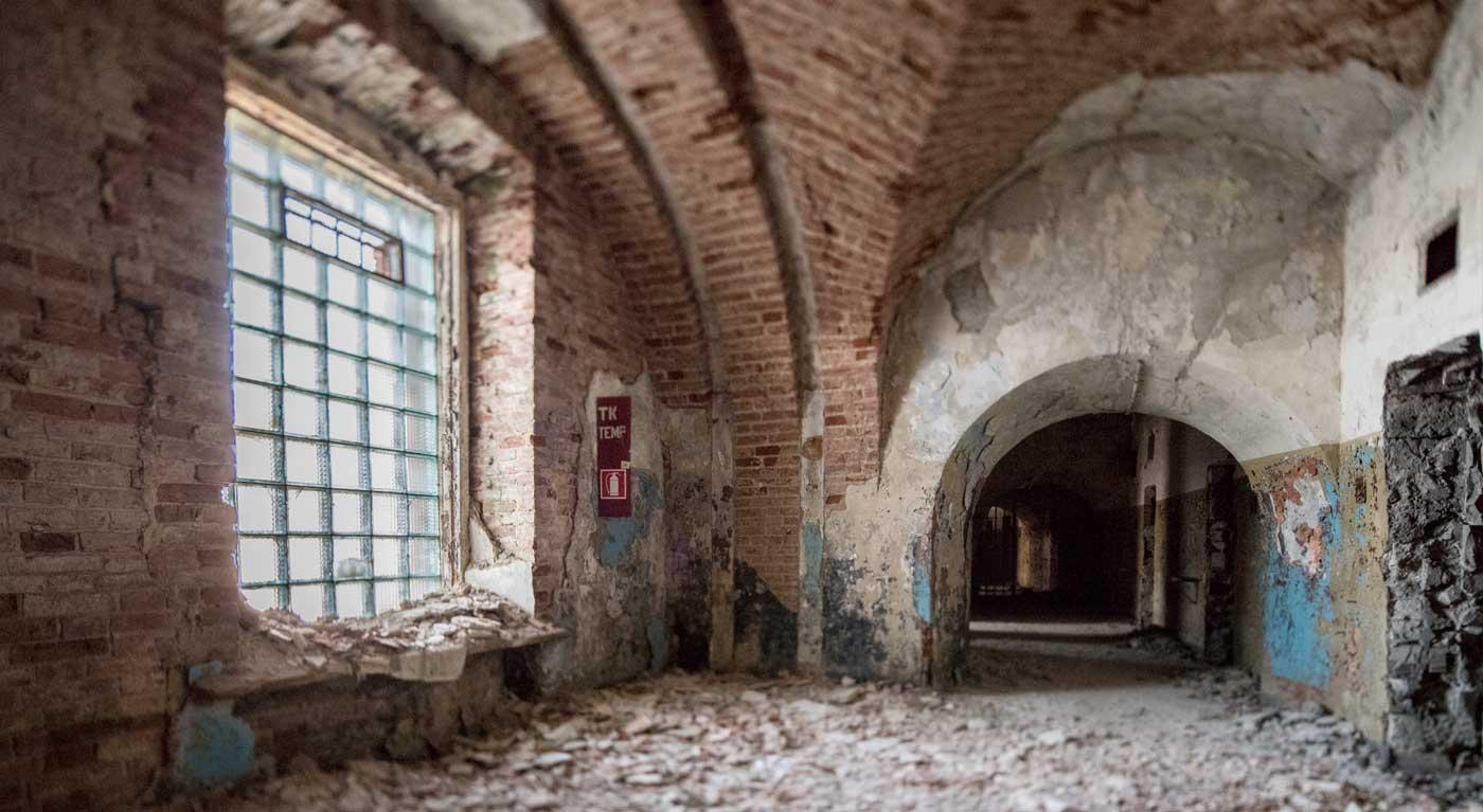 Inside Patarei Prision. Photo: Martin Andreller