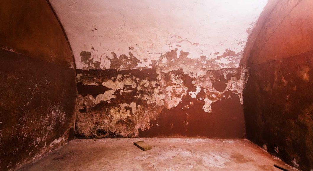 Patarei Prison execution chamber Photo: Martin Andreller