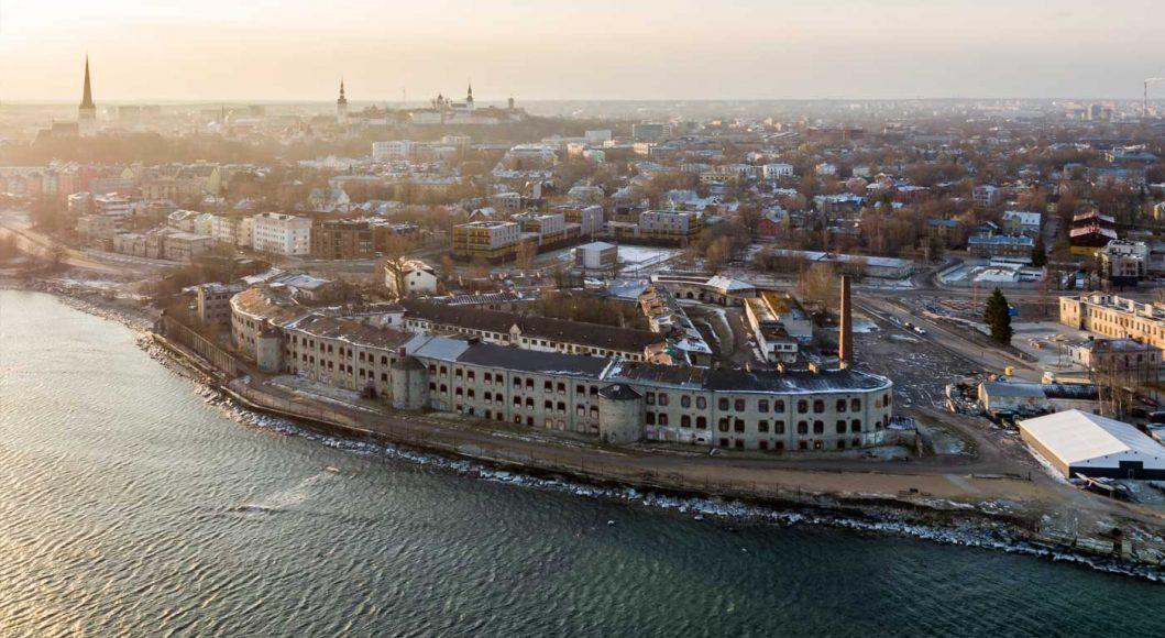 Patarei Prison, Tallinn, Estonia. Location of the future international museum on the crimes of communism Photo: Martin Andreller