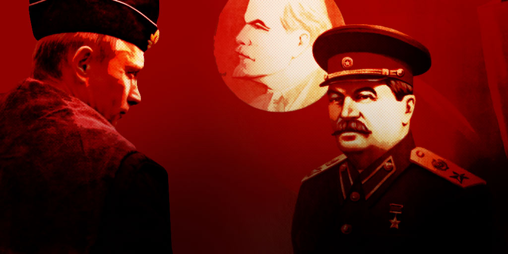 How Putin's Stalinist nostalgia made him an enemy of