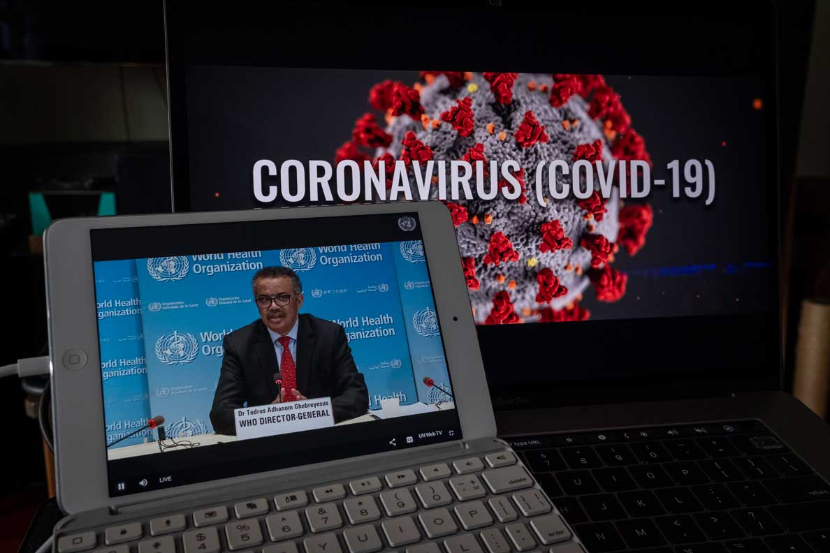 A Dose of Communicative Multilateralism: Getting the WHO and Member States to speak the same language amidst the Coronavirus crisis